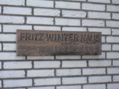 Fritz-Winter-Haus -